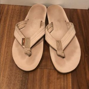 Rainbow Sandals Premier Leather Single Layer